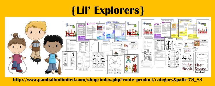 Lil' Explorers